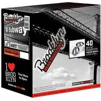 Brooklyn Bean Roastery Cinnamon Subway K-Cup Coffee Pods, 40 Count
