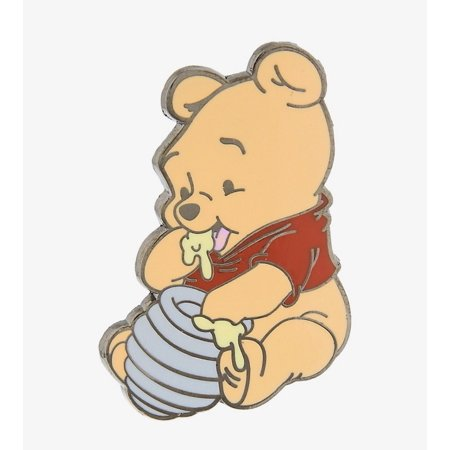 Winnie The Pooh Pig (Disney Parks Baby Winnie the Pooh Pin New with)