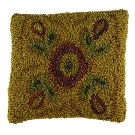 Primitive Throw Pillows For Couch : Homespice Decor Primitive Sweet Pea Throw Pillow - Walmart.com