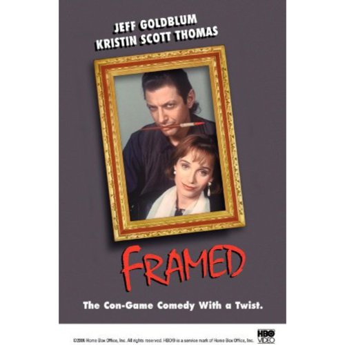 Framed (HBO) dvd