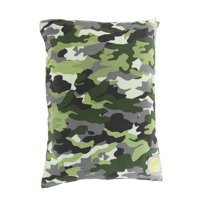 Travel Happens Sealed Wet Bag, Camo, Medium, Great for diapers, travel, swimwear, the beach, the gym and much more By Itzy Ritzy,USA