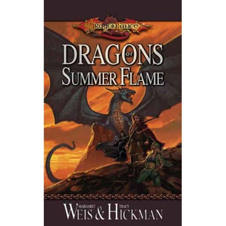 Dragons of Summer Flame by