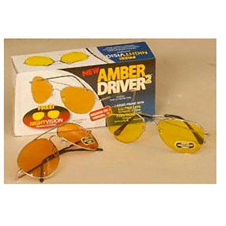 AmberDriver 2 w/ Bonus Nightvision Glasses ()