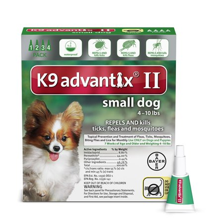 Advantix For Small Dogs Reviews