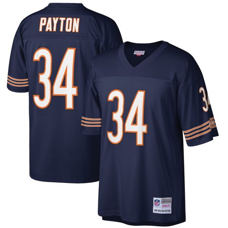 Home Nfl Replica Jersey - Walter Payton Chicago Bears Mitchell & Ness Retired Player Legacy Replica Jersey - Navy