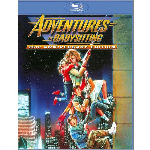 Adventures In Babysitting (25th Anniversary Edition) (Blu-ray) (Widescreen)