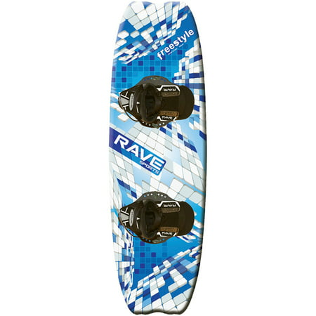 Rave Sports Freestyle Wakeboard with Striker