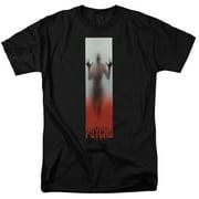 Psycho Poster Mens Short Sleeve Shirt