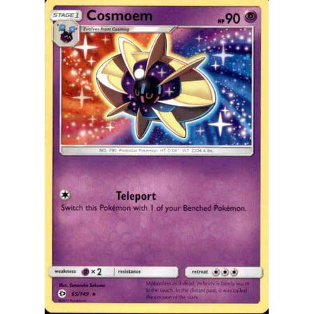 Pokemon Sun & Moon Base Set Cosmoem #65
