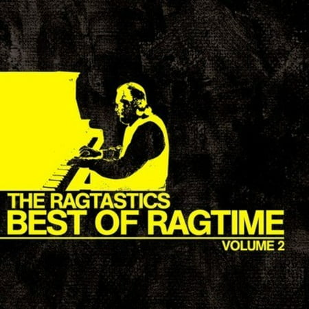 Best of Ragtime Vol. 2 (CD)