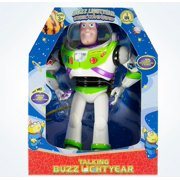 """Disney Parks Toy Story Buzz Lightyear 12"""" Talking 15 Phrases Figure New with Box"""