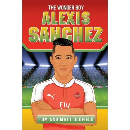 Alexis Sanchez: The Wonder Boy - eBook