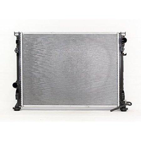 Radiator - Pacific Best Inc For/Fit 2766 05-08 Chrysler 300 Dodge Magnum 06-10 Charger Standard Duty