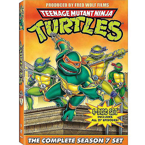 Teenage Mutant Ninja Turtles: The Complete Season 7 Set (Full Frame)