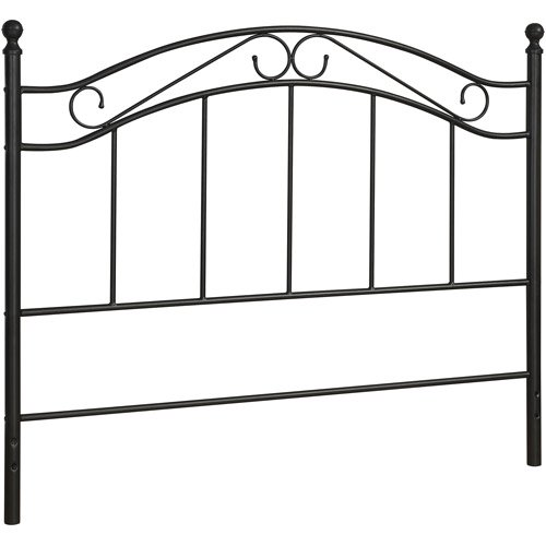Mainstays Full/Queen Metal Headboard (Multiple Colors)