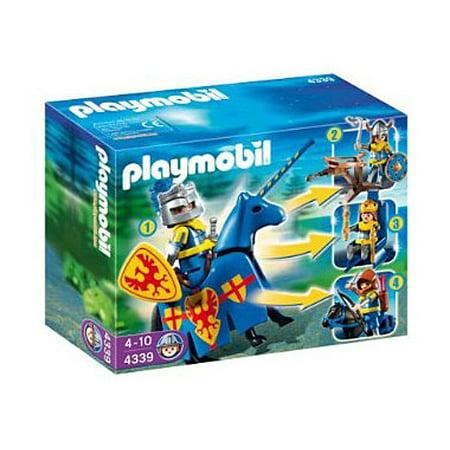 Playmobil Knights Multi Set Boys Set #4339 - Walmart.com