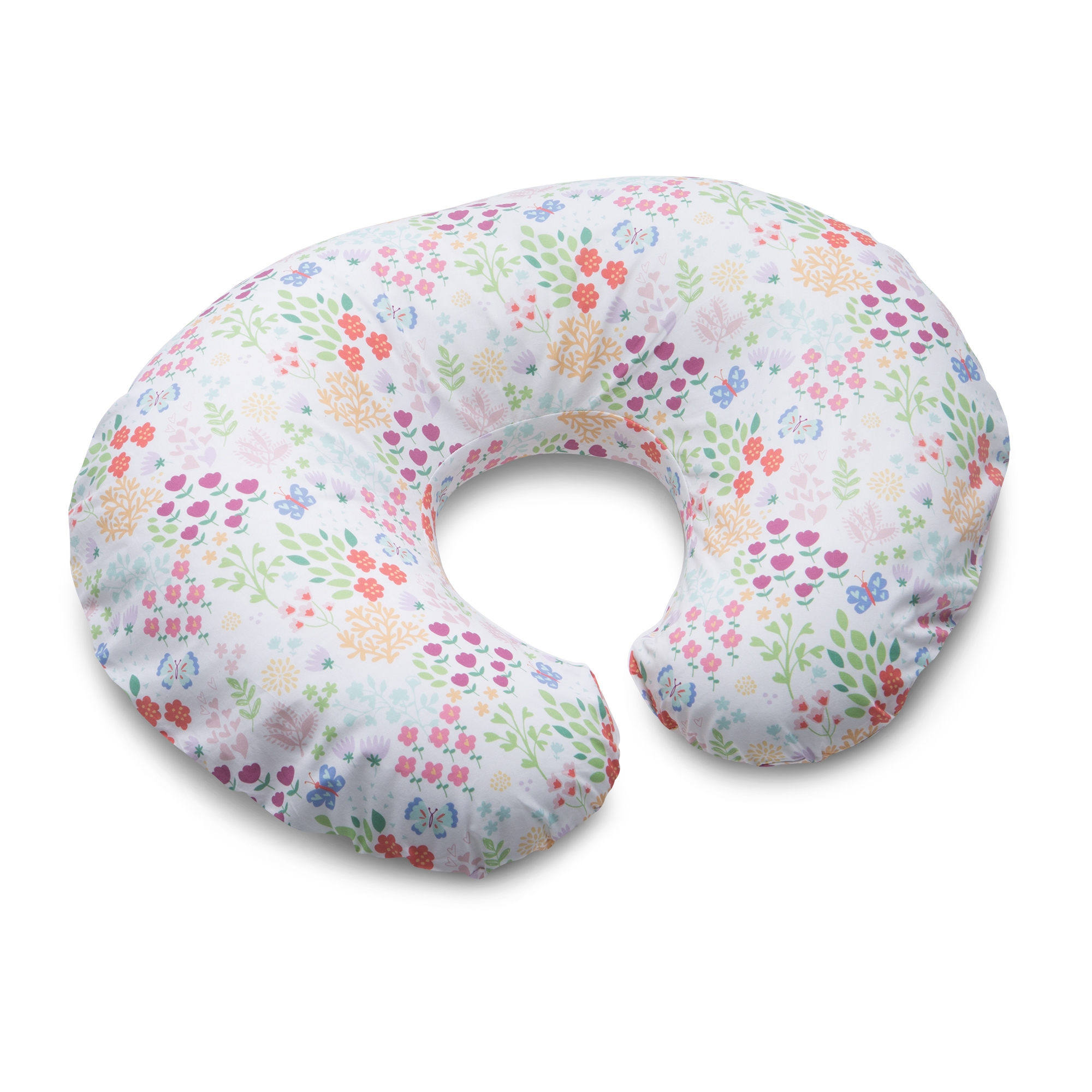 Original Boppy Nursing Pillow and Positioner Garden Party