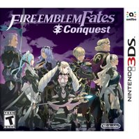 Fire Emblem Fates: Conquest DLC, Nintendo, Nintendo 3DS, [Digital Download], 0004549668090