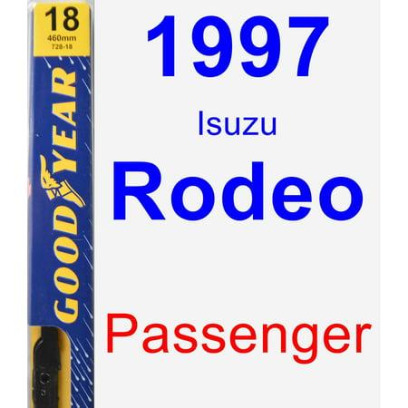 1997 Isuzu Rodeo Passenger Wiper Blade -