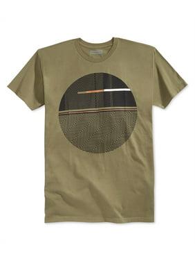 3c81f5d9 Product Image Sean John Mens Oblique Graphic T-Shirt grapeleaf S