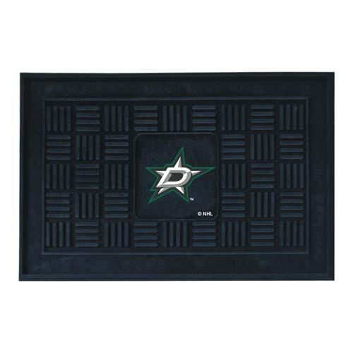 Dallas Stars Heavy Duty Vinyl Doormat
