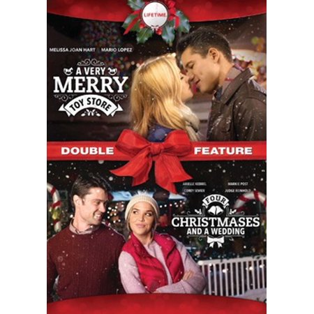 A Very Merry Toy Store / Four Christmases and a Wedding (DVD) ()