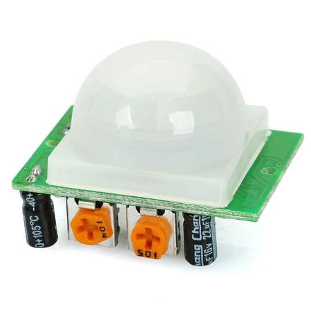 Intrusion Detection Module - Copper-clad Plate IR Infrared Motion Detection Sensor Module(DC 5V~20V)