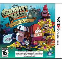 Gravity Falls: Legend of the Gnome Gemulets 3DS Ubisoft