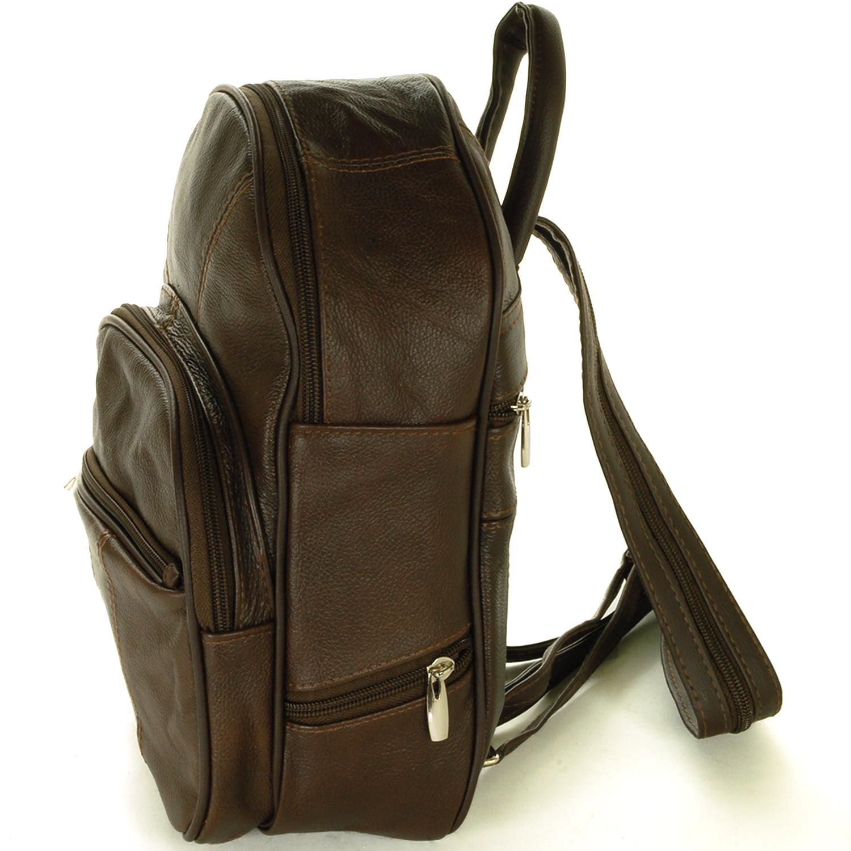 Sbr Designs New Leather Backpack Purse Sling Bag Back Pack Shoulder Handbag Organizer Pocket