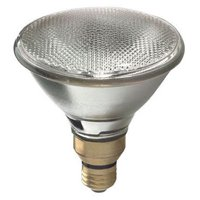 G E Lighting 63204 Flood Light Bulb, Halogen, Indoor/Outdoor, Par 38, 80-Watt