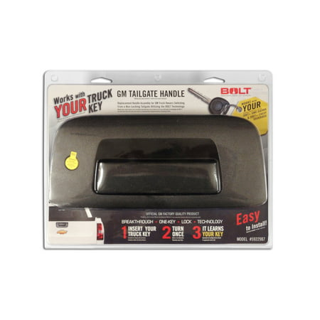 BOLT Lock 5922987 Locking Tailgate Handle ()