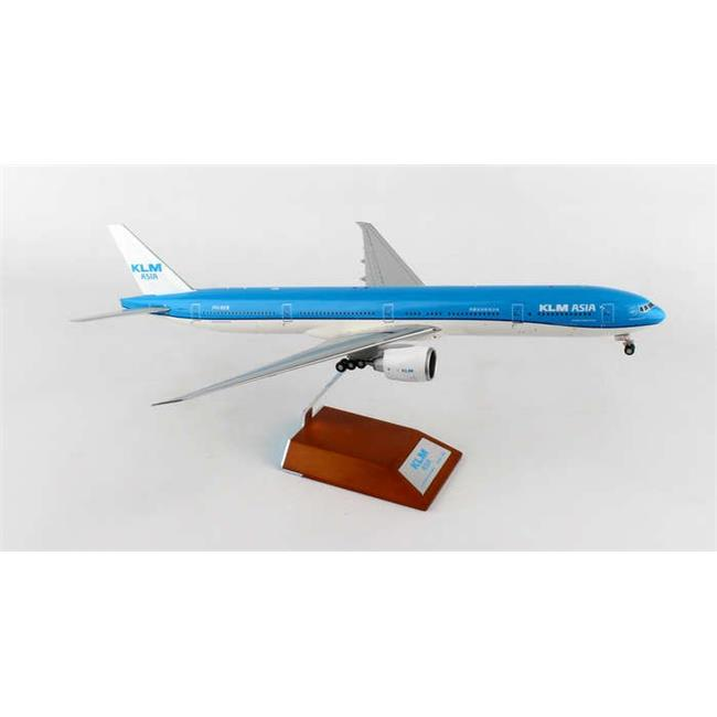 JC Wings JC2KLM447 KLM Asia 777 - 300Er 1 by 200 Reg Ph - Bvb with Stand - image 1 of 1