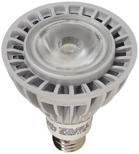 Clear SYLVANIA General Lighting 79361 SYLVANIA HIGH Output LED Dimmable PAR30LN 15/° Spot