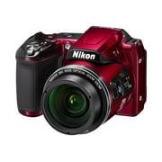 Nikon - Coolpix L840 16.0-Megapixel Digital Camera - Red