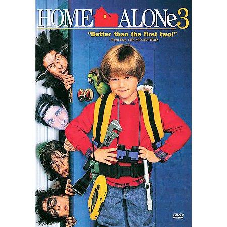 Home Alone 3 (DVD)