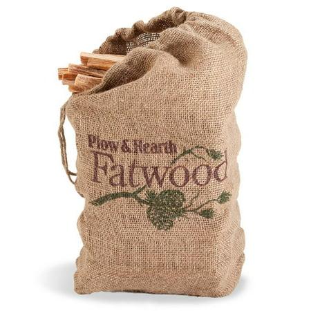 Easy-Start Fatwood Fire Starter, 12 lb. Bag of Fatwood ()