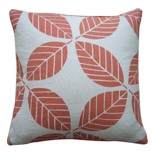 Jiti Tiki Leaves Pillow