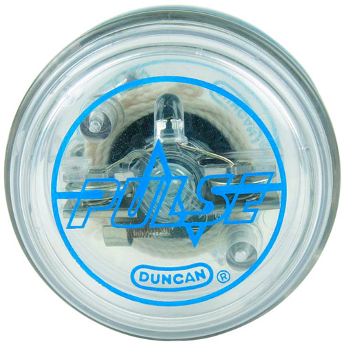 Duncan Pulse Yo-Yo, Blue