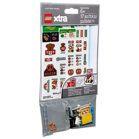 Lego Stickers - Xtra Brick Stickers Set LEGO