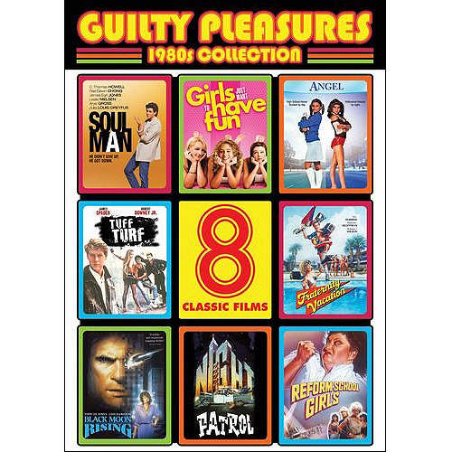 Guilty Pleasures: 1980s Collection (8 Classic Films) (Widescreen)