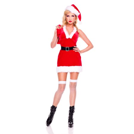 Santa Claus And Miss Claus (Miss Claus Costume)