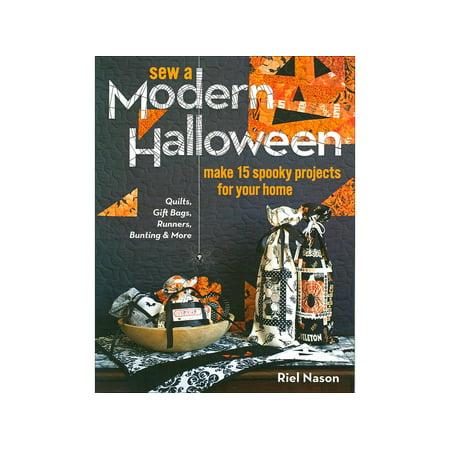 C&T Sew a Modern Halloween Bk - Modern Family Halloween