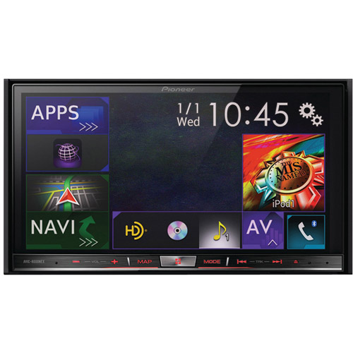 """Pioneer Avic-8000nex 7"""" Double-DIN Flagship In-Dash NEX Navigation A V Receiver by Pioneer"""