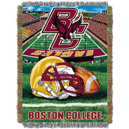 College Home Field Advantage - Boston College Eagles The Northwest Company 48'' x 60'' Home Advantage Woven Throw - No Size