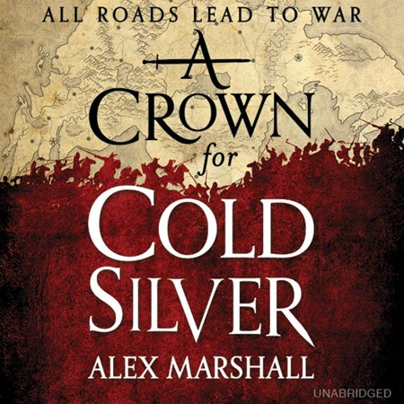 A Crown for Cold Silver - Audiobook
