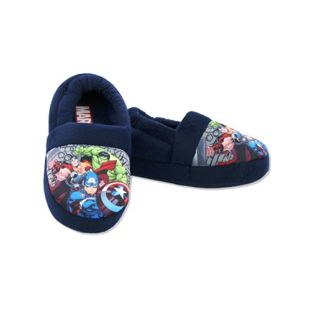 Marvel Avengers Toddler Boys Plush Aline Slippers AVF222Y - Sofia The First Slippers