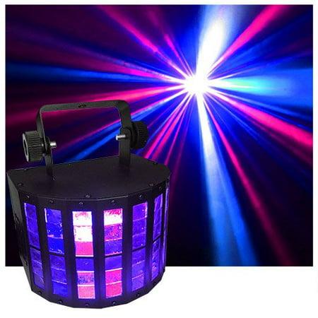 LED RGB DMX Derby Light - DJ Lighting - Stage Lighting - Dmx Lighting Effect
