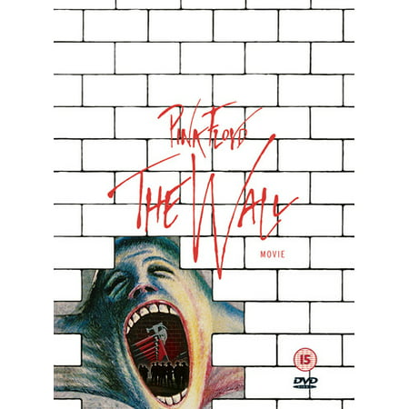 Pink Floyd the Wall (DVD) - Pink Girl Movie
