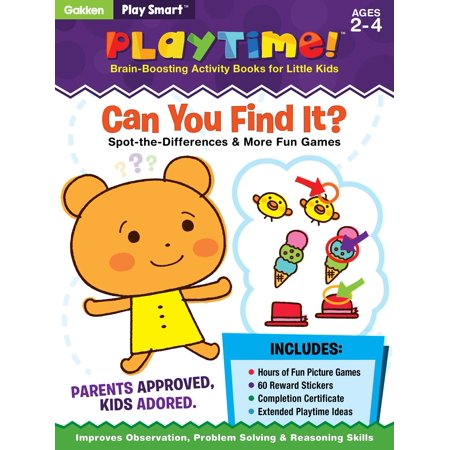 Play Smart Playtime - Can You Find It? Spot-the-Differences & More Fun Games - Halloween Games You Can Play At Work