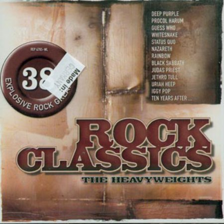 Rock Classics Heavyweights/ Various